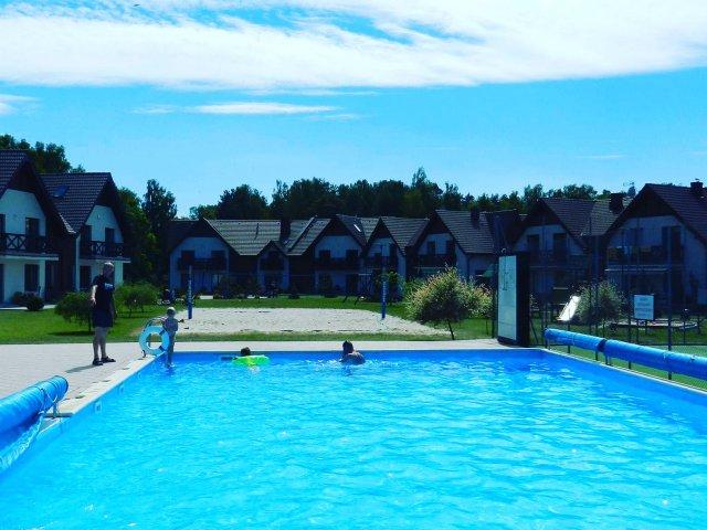 Apartament Amarantowy w Łebie z basenem | zdjęcie nr 3