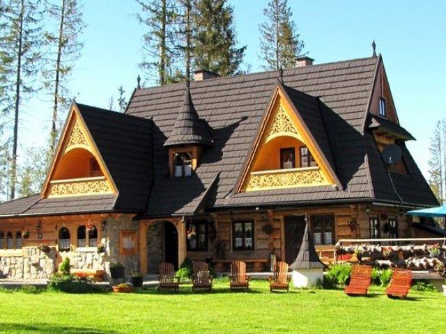 Bajkowa Chata - Domek 1   zdjęcie nr 1