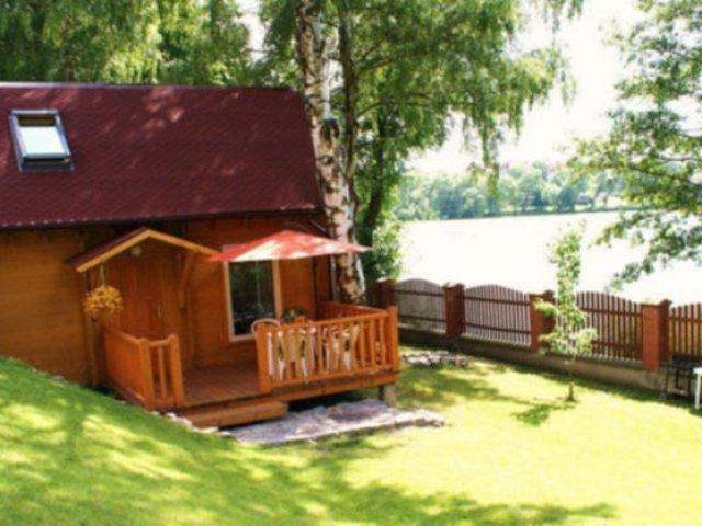 Domek pod brzozami Mrągowo nad jeziorem !!! | zdjęcie nr 1