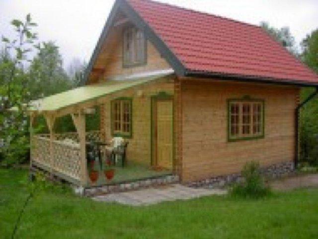 Domek z Bala Stare Kiejkuty Mazury | zdjęcie nr 1