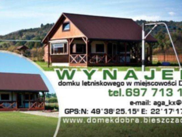 Domek ze stawem dla 11 osób Bieszczady | zdjęcie nr 1