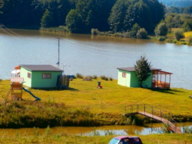 Domki na wyspie na Mazurach | zdjęcie nr 2