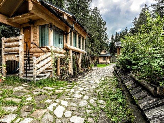Domki Sywor - Domki Kościelisko   zdjęcie nr 2