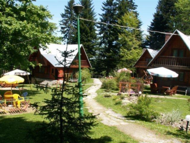 Domki w Bieszczadach | zdjęcie nr 1