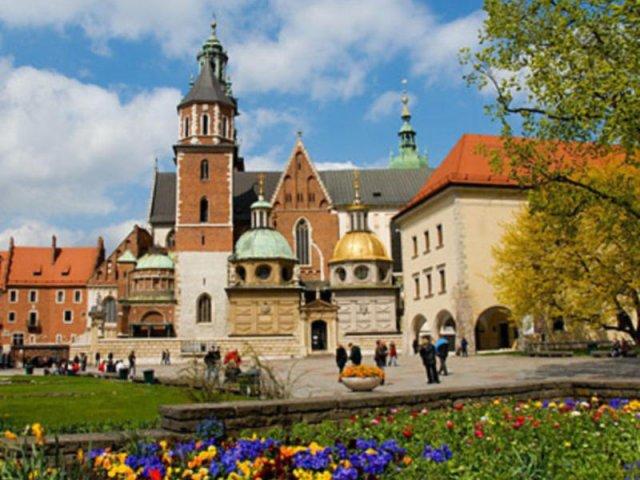 Kraków tanie noclegi   zdjęcie nr 1