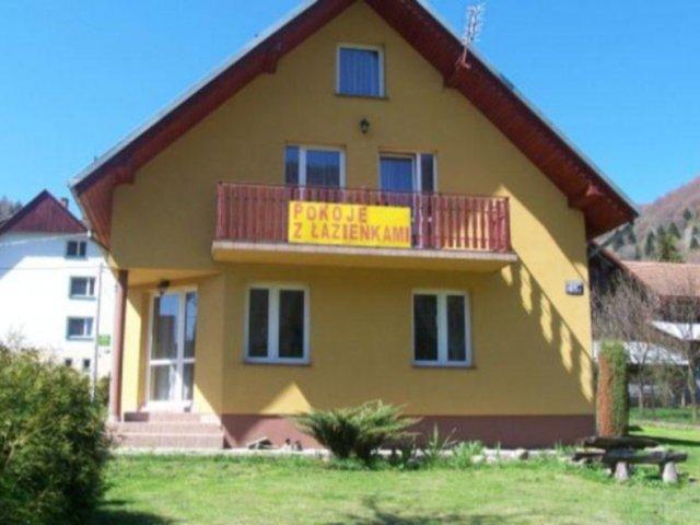 Krościenko nad Dunajcem wynajem pokoi z łazienkami | zdjęcie nr 1