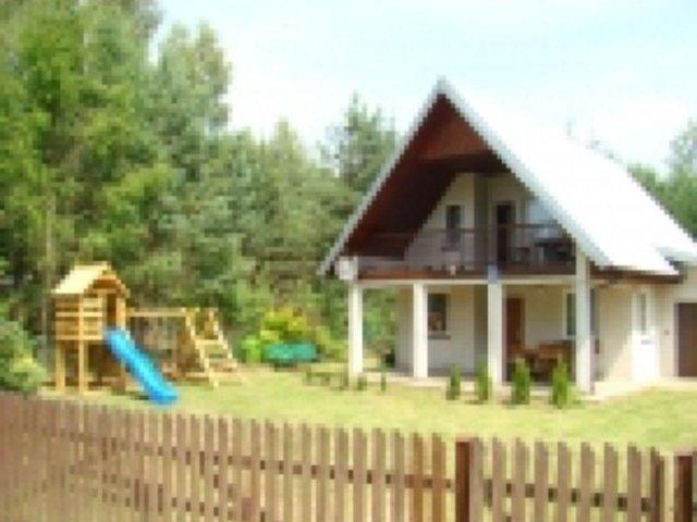 Mazury, dom 10-osobowy nad jeziorem | zdjęcie nr 1