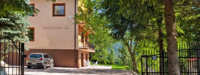 Noclegi-Apartamenty Bażancia Chatka